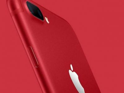 Apple anunció que lanzará al mercado un nuevo color para iPhone 7: rojo.